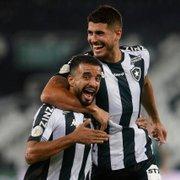 Pedro Raul artilheiro e Caio Alexandre o que mais jogou: os números do Botafogo em 2020