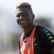 Ex-Botafogo, Neneco Rentería está perto do Sport e pode fazer dupla com Zé Welison