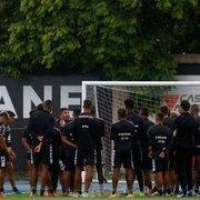 Botafogo tenta aparar as arestas de olho no seu 'retorno' no Brasileiro