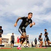 Após deixar o Botafogo, Bruno Nazário é aguardado até sexta no América-MG