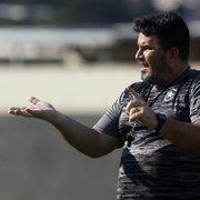 Em situação desesperadora, Botafogo reencontra Cuca após classificação histórica do Santos