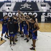 Basquete: Botafogo se reapresenta e aguarda definição das oitavas do Brasileiro