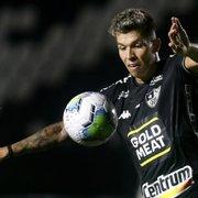 América-MG conversa com Bruno Nazário, mas ainda não fez proposta por meia do Botafogo