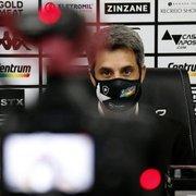 Site: Durcesio é pressionado internamente para demitir Freeland após nova derrota do Botafogo