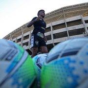 Botafogo gasta R$ 600 mil por mês com jogadores com futuro indefinido