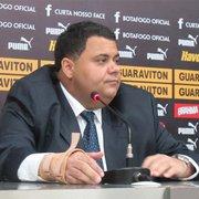 Ex-vice de futebol teme atraso no processo de modernização do Botafogo com rebaixamento e fala sobre a S/A