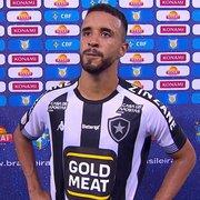 Caio Alexandre lamenta situação do Botafogo e pede trabalho: 'Enquanto houver chances vamos lutar'