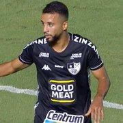 Jornalista aponta Caio Alexandre como 'jogador mais regular' na temporada 2020: 'Botafogo deve tentar segurar'