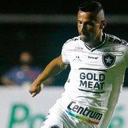 Cícero deve integrar próxima etapa da barca do Botafogo, diz jornal