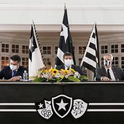 Conselho Deliberativo do Botafogo aprova orçamento, telões e aluguel do CEFAT; plano de metas é retirado de pauta