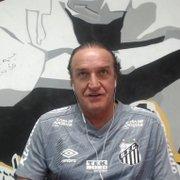 Motivacional e salários: finalista da Libertadores no Santos, Cuca recorda experiências no Botafogo