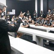 Botafogo pretende valorizar a base na Série B e fará 'laboratório' com jovens no Carioca