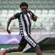 De saída do Botafogo, Fubá queria ganhar o mesmo que Matheus Nascimento, revela ex-dirigente