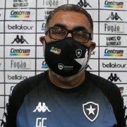 Futebol feminino: técnico do Botafogo diz que vaga na final 'está em aberto' e projeta duelo com Bahia