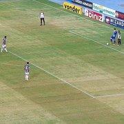 Narrador critica Botafogo e Engenhão: 'Não vou chamar de Nilton Santos por causa daquele gramado. É incompetência'