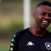 'Se der errado, não tem problema': Kelvin deixa Botafogo sem participar de gol
