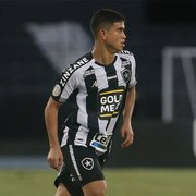 Botafogo pode optar por fim de vínculo de Kevin em fevereiro