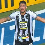 Pedro Raul esbraveja no banco após Santos 2 x 1 Botafogo na Vila: 'Depois não adianta ficar com a cabeça baixa'