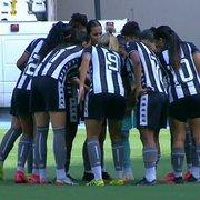 Botafogo vence antes mesmo de estrear no Carioca Feminino; entenda