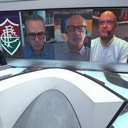 Rizek não se conforma: 'Botafogo já jogou a toalha. É um negócio horroroso!'