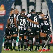 Vasco empata, e Botafogo vê distância para sair da zona de rebaixamento aumentar