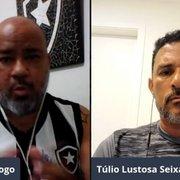 Túlio Lustosa rebate Marcos Leite e critica aumento em negociação de Ramón Díaz: 'Está perdendo o privilégio no Botafogo'