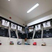 Botafogo escalado para o clássico contra o Vasco com jovens Sousa e Romildo e quatro atacantes