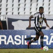 Kalou entende momento do Botafogo e não vai se opor a sair antes do fim do contrato