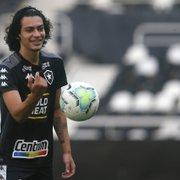 Durcesio quer investimento maior na base, tenta destravar obras do CT do Botafogo e exalta Matheus Nascimento