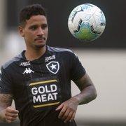 Escalação do Botafogo: Luiz Otávio e Bruno Nazário devem enfrentar o São Paulo