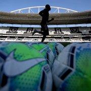 Lucas Barros se recupera de lesão no joelho e fará pré-temporada do Botafogo