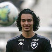 Grêmio monitora Matheus Nascimento, do Botafogo, desde o ano passado