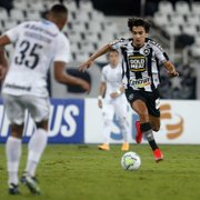 Renato Gaúcho, do Grêmio, rasga elogios a Matheus Nascimento e pede para Botafogo cuidar: 'Acima da média'
