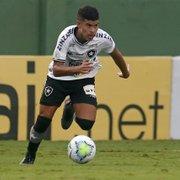 Cesinha pode ser a única mudança no Botafogo para enfrentar o Ceará; Kanu não viaja