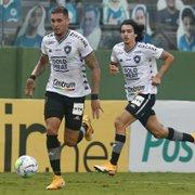 Botafogo expõe promessas ao perigoso hábito da derrota sem trauma