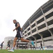 Chega ao fim contrato de Cícero com Botafogo; outros jogadores estão de saída