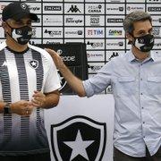 Botafogo deveria ter usado Carioca como laboratório, seria mais honesto e inteligente; confiança ruiu