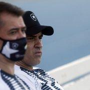 Filho de Paulo Autuori volta ao Botafogo como auxiliar de Marcelo Chamusca: 'Visão muito boa'