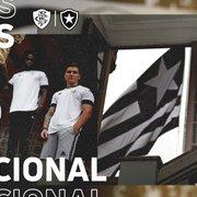 Botafogo encaminha renovação com a Kappa até 2025; parceria tem novidades