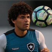 Botafogo e mais dois clubes disputaram Camilo, que renovou com a Ponte Preta
