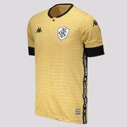 Foto da nova camisa de goleiro do Botafogo da Kappa também vaza na internet; veja