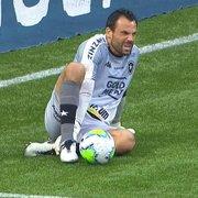 Diego Cavalieri é dúvida para estreia do Botafogo no Campeonato Carioca