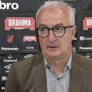 Dorival Júnior reafirma que não foi procurado pelo Botafogo para substituir Eduardo Barroca