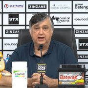 Durcesio e maioria da diretoria do Botafogo querem técnico 'firme'