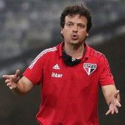 Botafogo faz sondagem e tem interesse em Fernando Diniz, ex-São Paulo