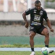 Botafogo renova contrato com Guilherme Santos até o fim da Série B