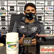 Lucio Flavio detalha rápido contato com Chamusca antes da vitória do Botafogo e celebra êxito na estratégia