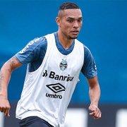 Emprestado pelo Botafogo, Luiz Fernando é adicionado pelo Grêmio na lista da Sul-Americana na última hora