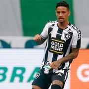 Luiz Otávio renova com o Botafogo por mais três meses e recebe aumento salarial