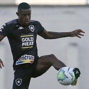 Capitão na primeira Série B aconselha Botafogo a ficar com Marcelo Benevenuto: 'É rápido e não tem medo'